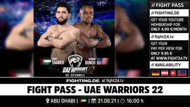 fight24 | UAE WARRIORS 22