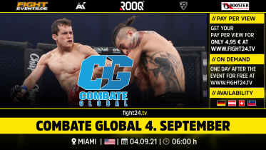 fight24 | COMBATE GLOBAL 4. SEPTEMBER