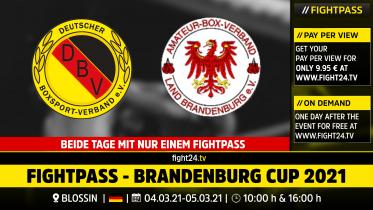 fight24 | BRANDENBURG CUP 2021