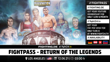 fight24 | RETURN OF THE LEGENDS