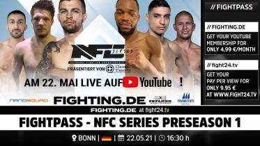 fight24 | NFC SERIES PRESEASON 1