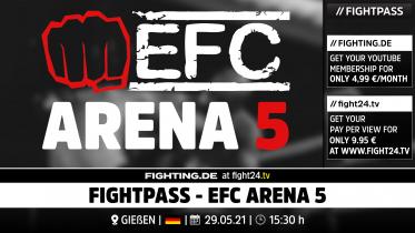fight24 | EFC ARENA 5