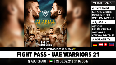 fight24 | UAE WARRIORS 21