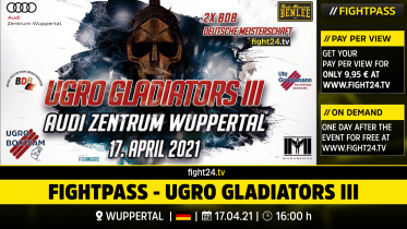 fight24 | UGRO GLADIATORS 3