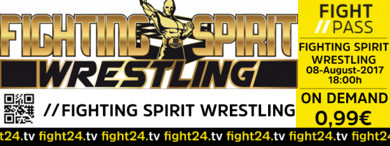 FIGHTING SPIRIT WRESTLING