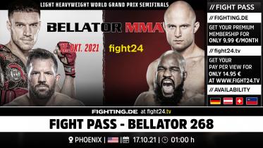 fight24   BELLATOR 268