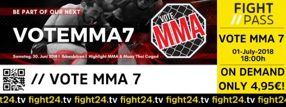 Fight24.tv | Vote MMA 7